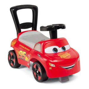 PORTEUR - POUSSEUR CARS 3 Smoby Porteur Enfant Auto - Disney