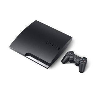CONSOLE PS3 PS3 120Go + Jeu GTA 5 + Jeu Ghosts offerts
