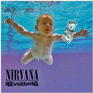 VINYLE HARD ROCK Nevermind by Nirvana (Vinyl)
