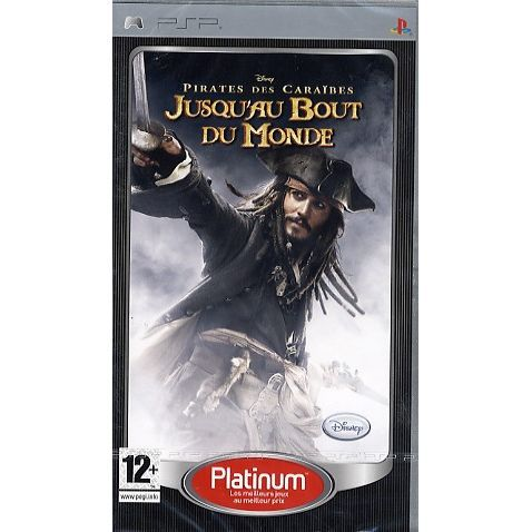 pirates des caraibes achat vente jeu psp pirates des caraibes jusqu 39 a cdiscount. Black Bedroom Furniture Sets. Home Design Ideas