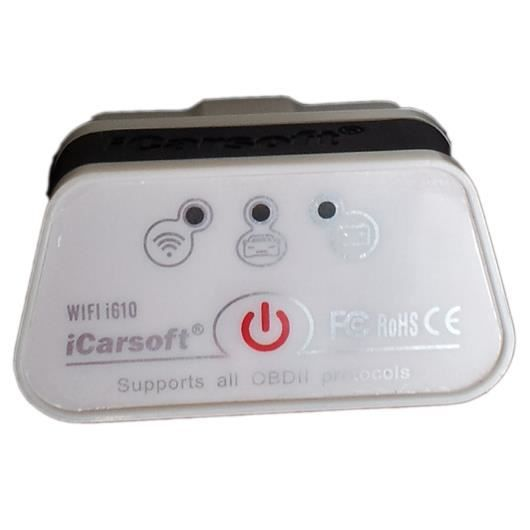 ICARSOFT I610 OBD 2 DIAGNOSTIC CANBUS WIFI