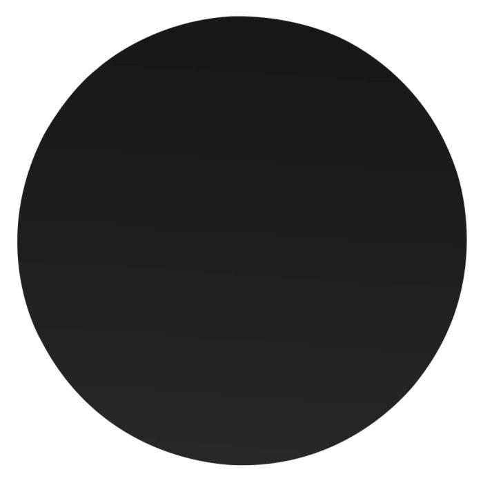 Dessus de table - PLATEAU DE TABLE - rond Verre trempé 300 mm