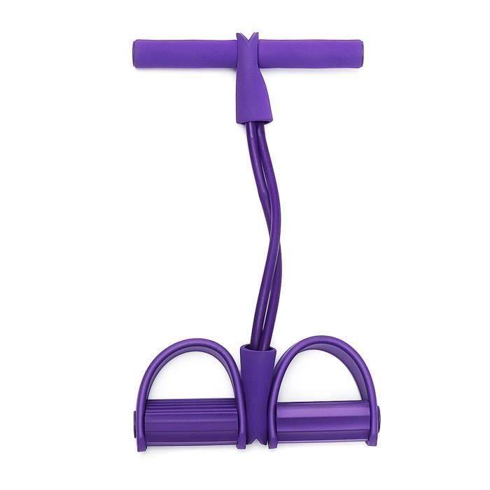 Bandes de Résistance Corde élastique Multifonctionnelle Sit-up Physique Gym Fitness LIT240