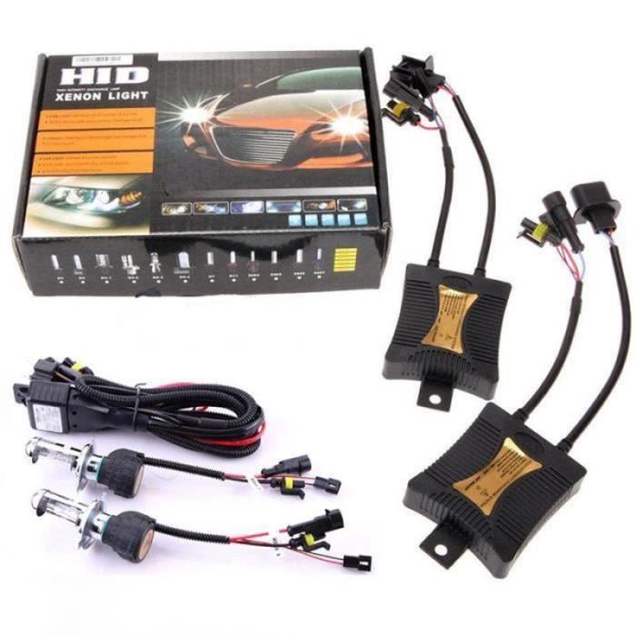 GS16307-Kit conversion Xenon H4-3 Standard HID 35w-6000K