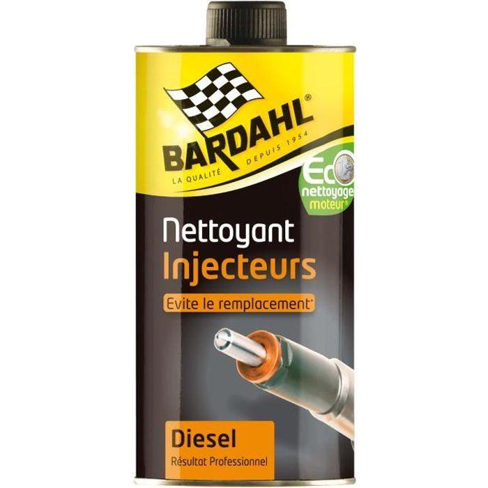 Nettoyant injecteurs diesel 1000ml Bardahl 2011551