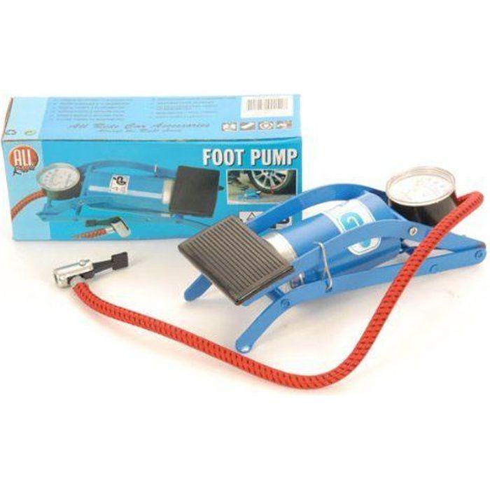 Lifetime Tools 151 Pompe à Pied 1 cylindre avec…