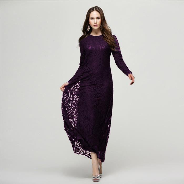 Élégant musulman Abaya Robe Cardigan Robe Diamond Flower Vêtements de prière