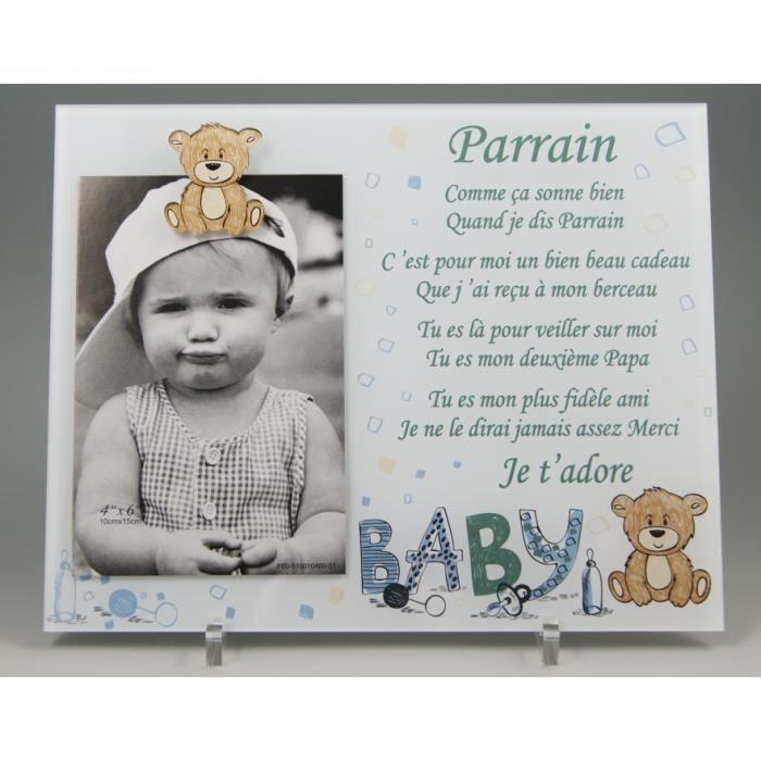 "10 cm x 15 cm photo Cadre photo Ange Baptême Bébé Rose ou Bleu prend 4 /""x 6/"""