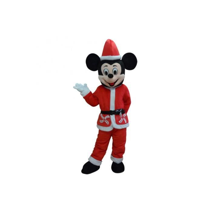DÉGUISEMENT - PANOPLIE Disney Mickey Mascotte Costume D'adulte