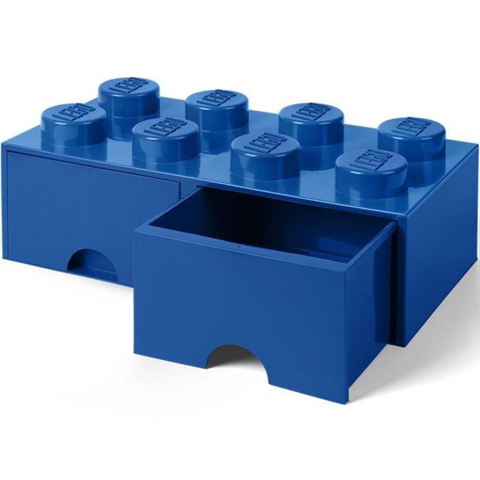 Boite De Rangement Lego 8 Plots Achat Vente Jeux Et Jouets Pas Chers