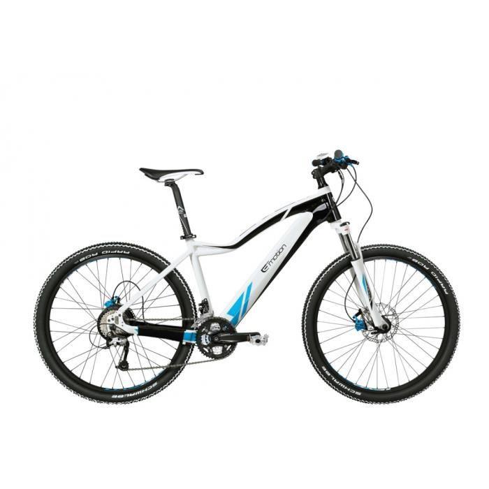 VÉLO ASSISTANCE ÉLEC Vélo électrique BH EVO 27'5 Lite 2016