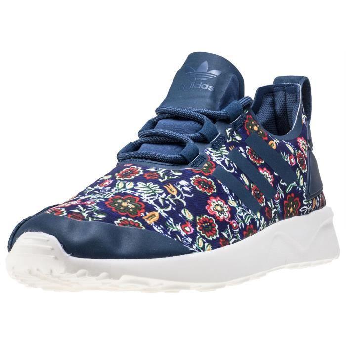 basket adidas zx flux femmes
