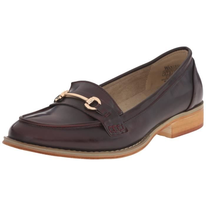Wanted Chaussures Cititime Slip-on Mocassins FA53Z Taille-40 XZLLCef6Rk