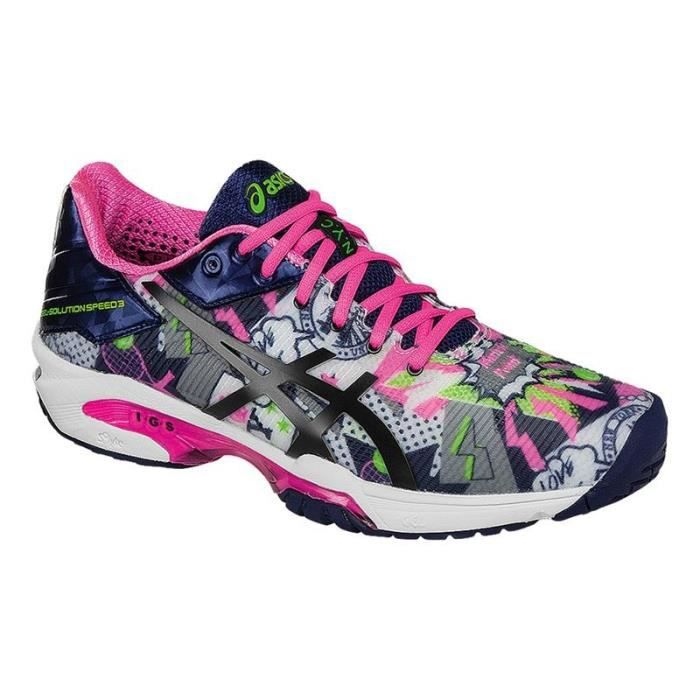asics gel solution speed femme