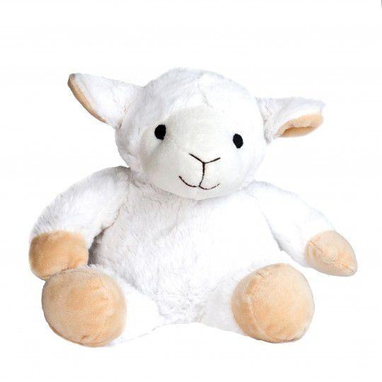 PELUCHO Bouillotte Peluche Mouton