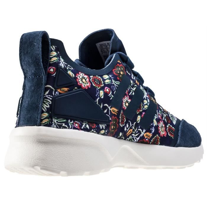 adidas Zx Flux Adv Verve W Femmes Baskets Blue Multicolour - 8 UK GXAV1