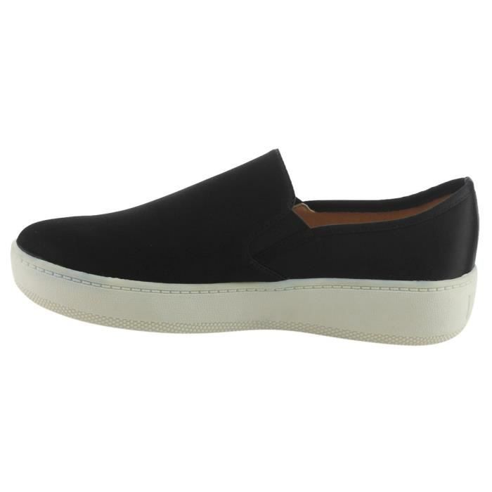 Betani Ei31 Slip On Dual Side Goring Low Top Fashion Sneakers WILJ1 Taille-39