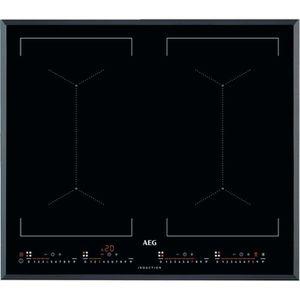 PLAQUE INDUCTION AEG IKE64651FB, Intégré, Plaque avec zone à induct