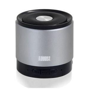 ENCEINTE NOMADE Haut-Parleur Bluetooth 4.0 Portable avec Microphon