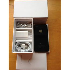 SMARTPHONE RECOND. Apple iPhone 4S 16gb Noir Remis à neuf
