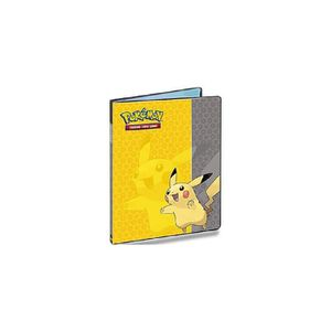 CARTE A COLLECTIONNER Portfolio A5 - Cahier Range Cartes Pokemon : Pikac