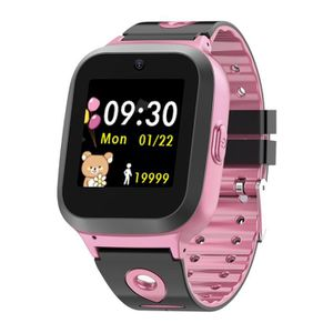 BATT. MONTRE CONNECTÉE Romantic - DS61 GPS + LBS Montre Enfant positionne