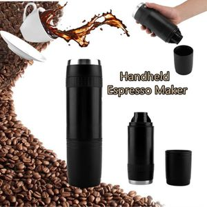 MACHINE À CAFÉ Cafetière électrique espresso portable Machine à e