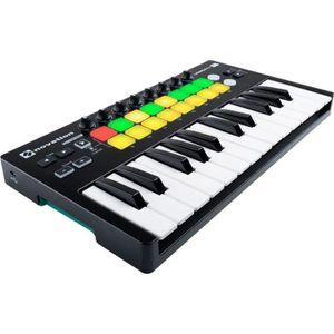 INTERFACE AUDIO - MIDI Contrôleur MIDI Novation Launchkey MINI MK2