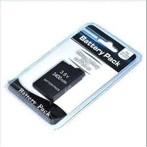 BATTERIE DE CONSOLE Batterie rechargeable 2400mAh pour PSP 2000 3000 b