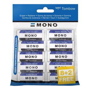 Tombow Wa-TC-6P Surligneur Mono Edge Kit de 6