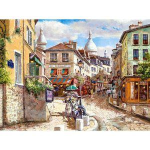 PUZZLE Puzzle 3000 pièces Montmartre Sacre Coeur aille Un
