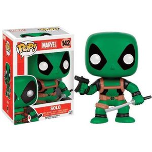 FIGURINE - PERSONNAGE Figurine Funko Pop! Marvel - Deadpool Exclusivité: