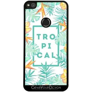 coque huawei p8 lite 2017 tropical