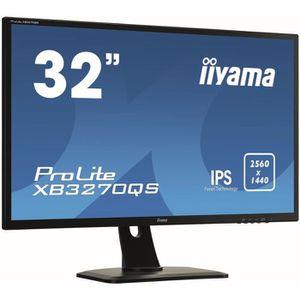 ECRAN ORDINATEUR Ecran PC - IIYAMA ProLite XB3270QS-B1- 32