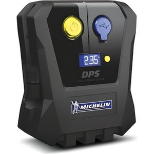 COMPRESSEUR AUTO MICHELIN Mini compresseur digital 12V 3.5 bars