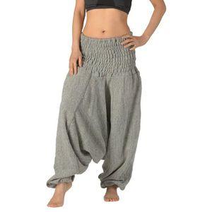 Pantalon Sarouel Hiver Femme , Pure Laine , Par ® 1WLLX8 Taille,M