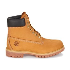 BOTTINE TIMBERLAND Boots 10061 Homme Cuir Beige