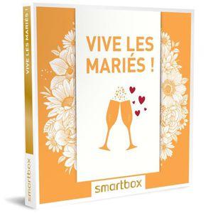 COFFRET SÉJOUR Coffret cadeau - Vive les mariés ! - Smartbox