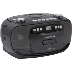 RADIO CD CASSETTE Radio CD Thomson RK200CD