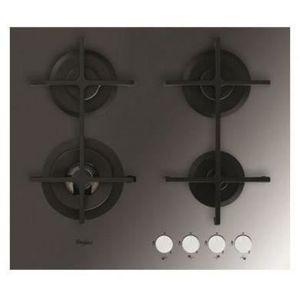 PLAQUE GAZ Whirlpool AKT7000MR - Table de cuisson gaz - 4 zon
