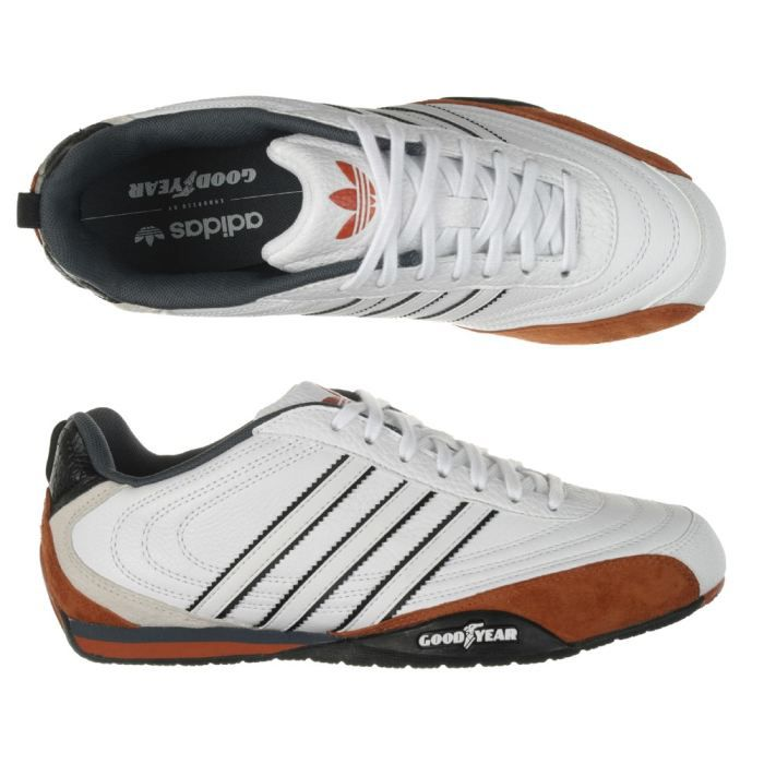 ADIDAS Chaussure Goodyear Street Homme - Cdiscount Chaussures