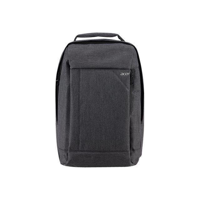 ACER Sac à dos Bag option NB ABG740 - Pour ordinateur portable - 15.6- - Gris