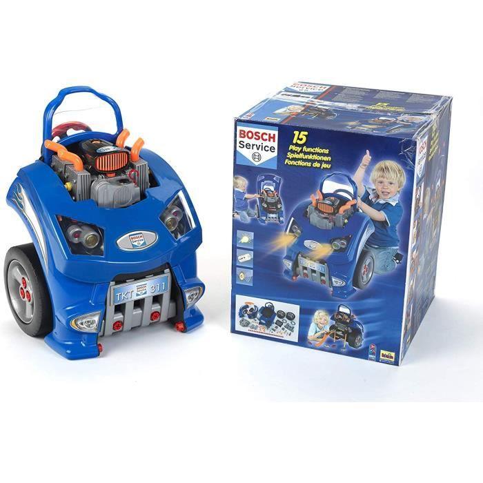 KLEIN Bloc moteur de voiture Bosch Service pour enfant