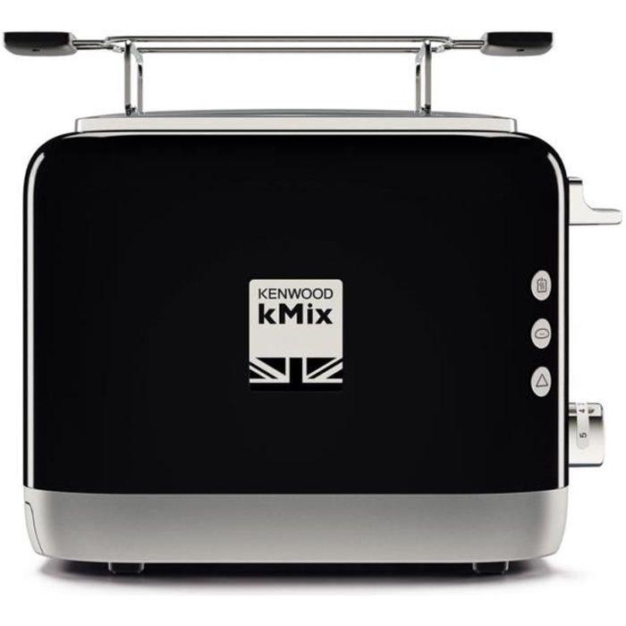 KENWOOD TCX751BK Grille-pain kMix - 2 fentes - 900 W - Noir