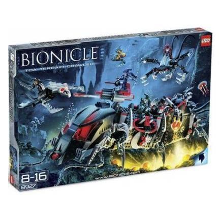 Lego - Bionicle - jeu de construction - Le mons...
