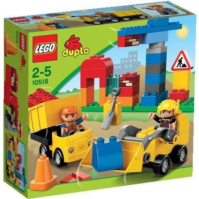 LEGO® DUPLO 10518 Mon premier Chantier