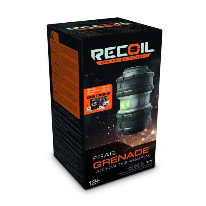 Goliath - Recoil Grenade -
