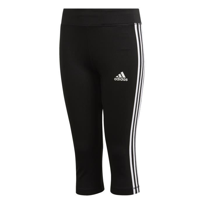 Adidas Performance Legging fille 3-4 adidas Equipment 3-Stripes Training