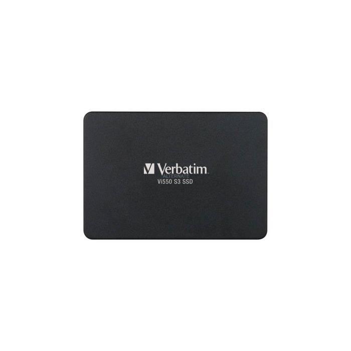 VERBATIM Disque SSD 2.5'' 256Go Sata3.0 - VI550