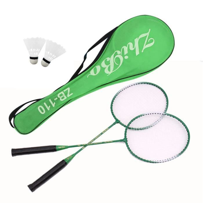 STIGA Set de badminton Garden Gs Vert et noir